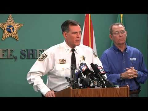 Operation No Pain No Gain News Conference