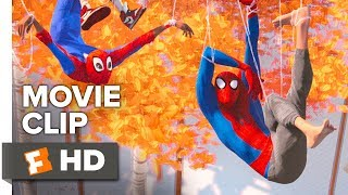 Spider-Man: Into the Spider-Verse EXCLUSIVE Clip - Another, Another Dimension