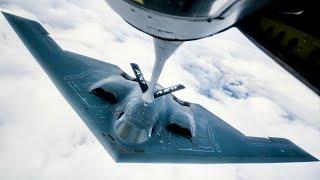 美國再派出多架B-2隱身轟炸機飛抵印太  美軍已做好隨時移除土共海上目標的部署 美军前期屡屡已派出侦察机 反潜机等接近大陆沿海侦察