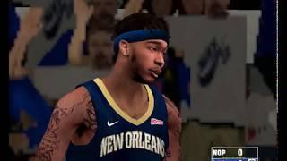 NBA 2K20 LAST GEN XBOX 360 PS3 GAMEPLAY