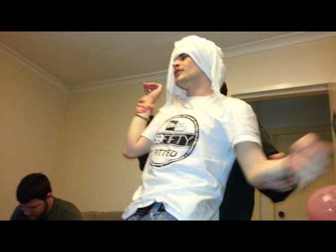 Roach's birthday pot noodle song