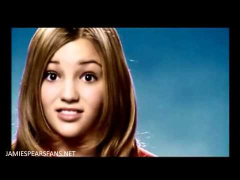 Jamie Lynn Spears - Verb Commercial