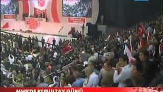 MHP Kurultayı Canlı Canlı Devlet Bahçeli Konuşması Tuzluk.org