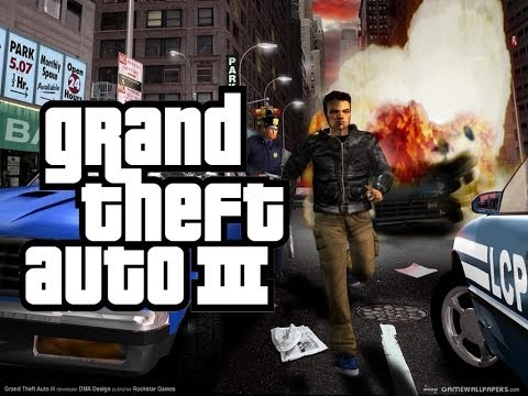 "Review/Análisis ""Grand Theft Auto III"""