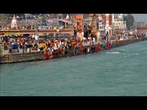 River Ganga named India's first living entity