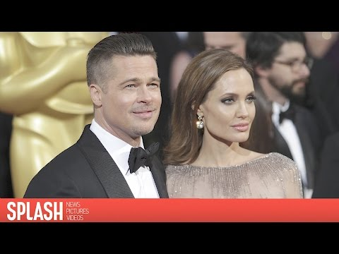 Brad Pitt and Angelina Jolie Divorce Heats Up, He Will Fight for Joint Custody | Splash News TV