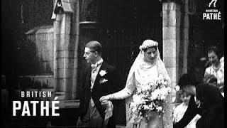 Wedding At St. Margaret's  (1937)