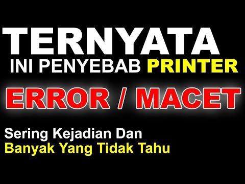 Cara Print dari Hp  ke semua merek Printer.