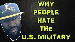 Why Some People Don't Respect Military Men & Women