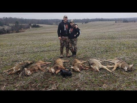 Thermal Predator Hunt Ep 2: Six Coyotes Down In Virginia