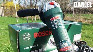 Bosch PWS 700-115 Polizor unghiular