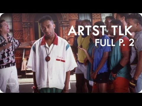 Spike Lee & Pharrell Williams on Hard Work & Opportunity | ARTST TLK™ Ep. 9 Part 2 |Reserve Channel