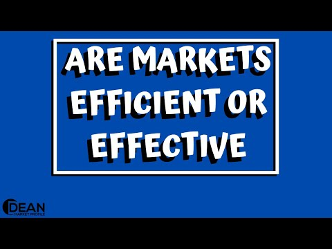 Are Markets Efficient or Effective? 🤔 Can Market Profile and AMT help in market analysis? 😎