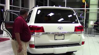 2018 Toyota Land Cruiser Wilson, NC Walkaround