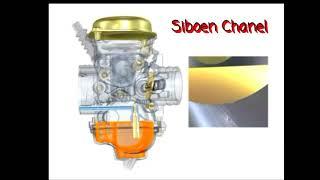 Cara kerja karburator vakum # Siboen chanel