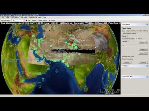 COMMAND Episode 2 Part 1 Pakistan Crisis - Command: Modern Air/Naval Operations