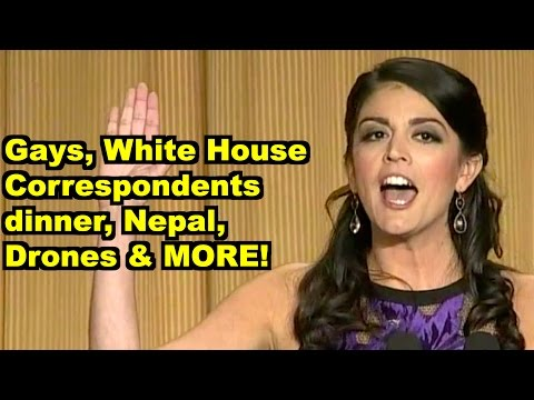 White House Correspondents, Drones - Cecily Strong, John Legend & MORE! LV Sunday Clip Round-Up 105