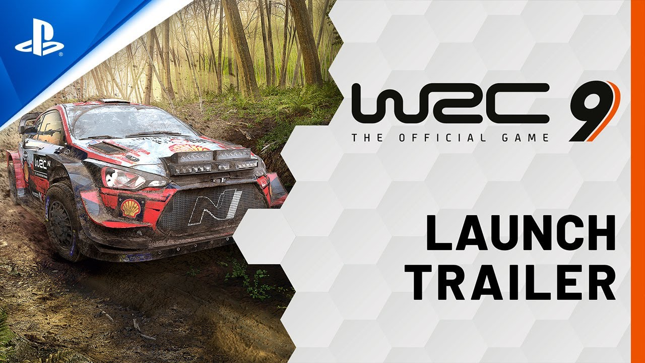 WRC 9 - Launch Trailer | PS4