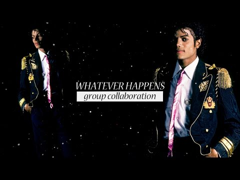 Michael Jackson // Whatever Happens