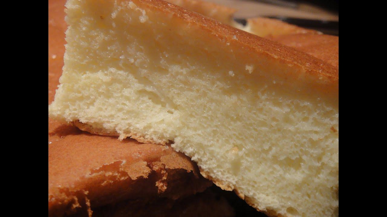 Japanese Cotton Cake Youtube