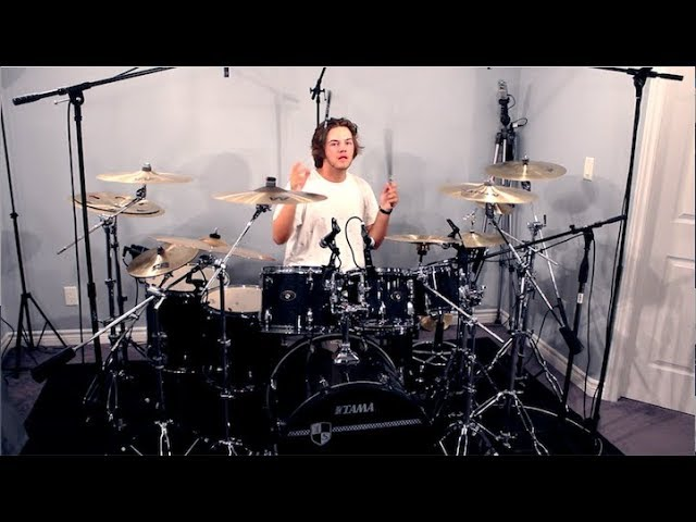 Welcome to the Family - Avenged Sevenfold (Drum Cover) Eric Vanier