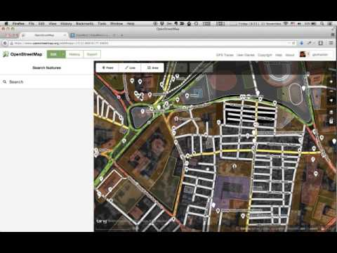 3 - Open Street Map for Beginners - Tagging