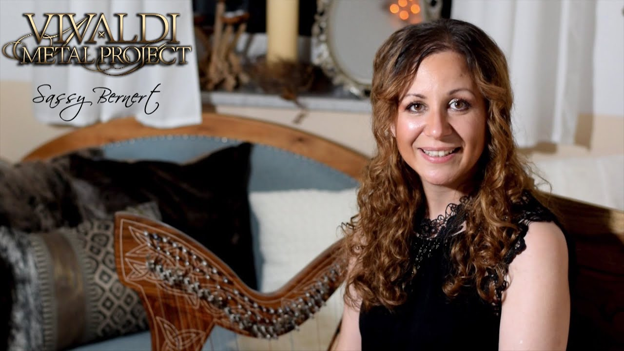 New Album Featured Artist - Singer Sassy Bernert