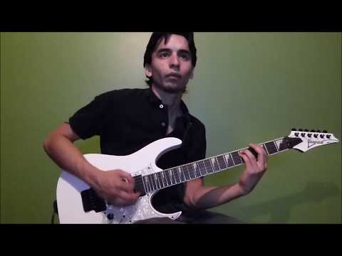 Nightwish -  Wanderlust (Cover) Guitar