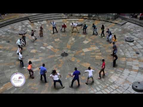 International Rueda de Casino Multi Flash Mob Day - Cali, Colombia. 2017.04.01