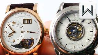 Shop all A. Lange & Sohne watches: http://bit.ly/2LGZbfv Shop all O...