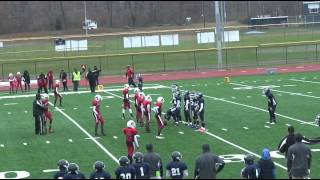 Pee Wee Charm City Buccaneers vs Enon Eagles