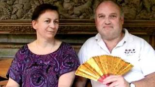 5 Minutes Alone: Anne Enright & Louis de Bernieres