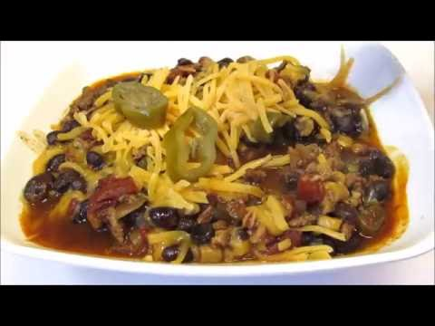Homemade Chili Recipe - How To Make Turkey Chili - Easy Recipe