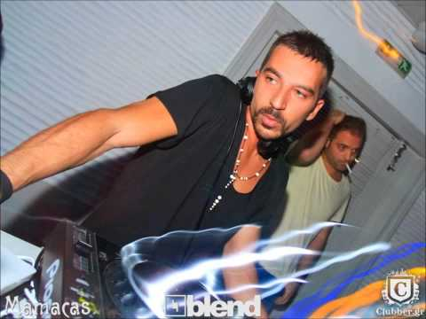 Manolaco @ Mamacas Bar, Athens [Live set]