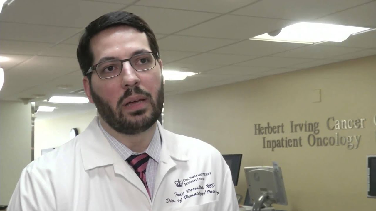 2015 Physician of the Year at NYP/Columbia: Dr  Todd Rosenblat