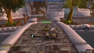 World of Warcraft BFA #01 Voltando do level 01!