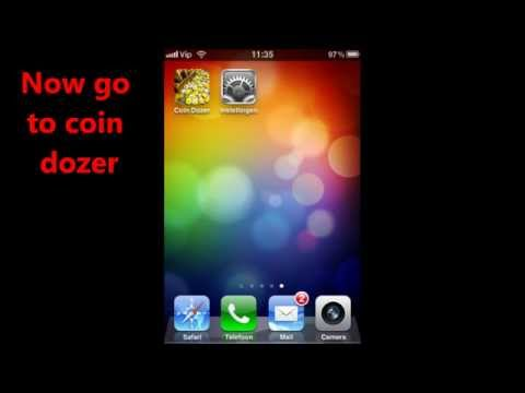 Coin Dozer coins cheat/trick for Apple/Android [ HD ]