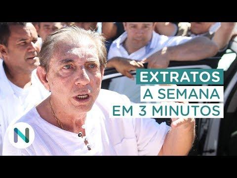 João de Deus e a prisão. Coaf e os Bolsonaro. E mais