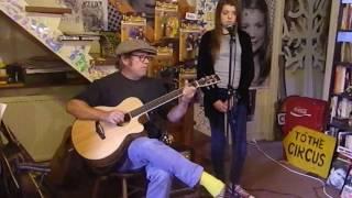 Danny Kaye - Inchworm - Acoustic Cover - Danny McEvoy & Jasmine Thorpe