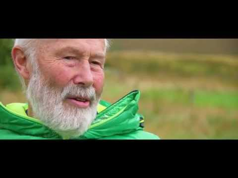 80 Year Old Sir Chris Bonington Proves Age Is No Barrier