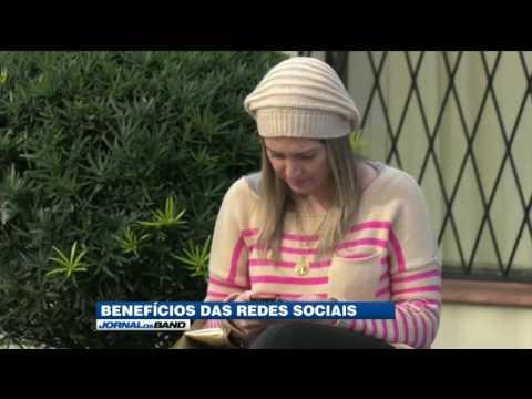 Uso moderado de redes sociais pode aumentar expectativa de vida