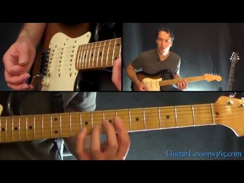 One Love/People Get Ready Guitar Lesson - Bob Marley And The Wailers