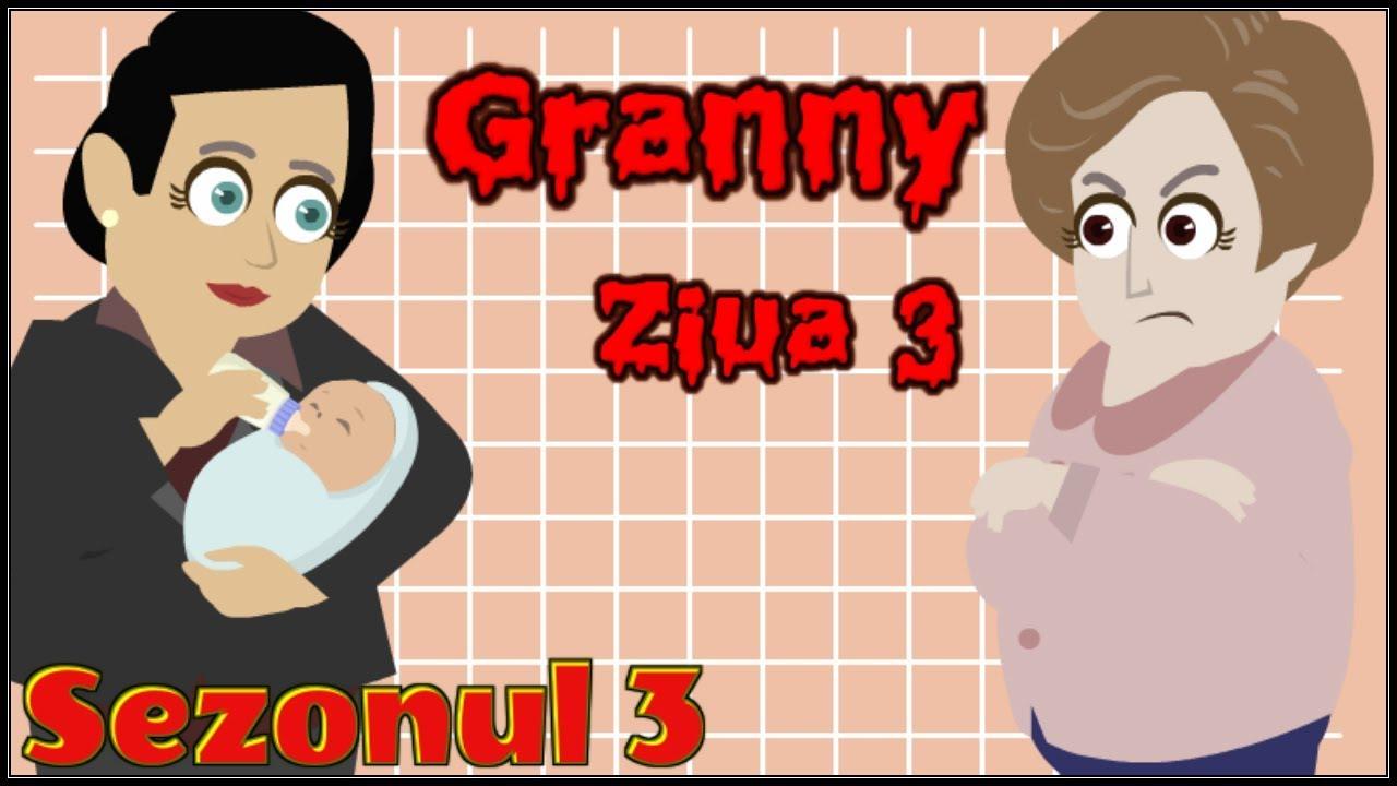 GRANNY - Minciuna (Ziua 3) | SEZONUL 3