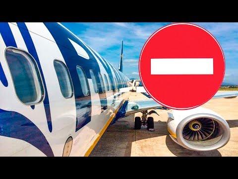 ЧТО НЕЛЬЗЯ Брать в Самолет - Ручная кладь в Самолете