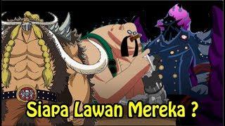 Ini Dia Yang Akan Mengalahkan 3 Bencana Kaido   One Piece