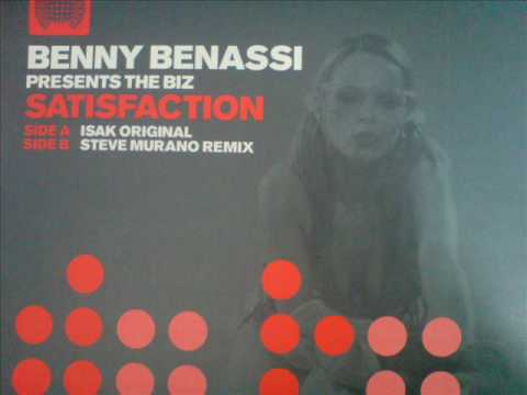 Satisfaction - Benny Benassi Presents The Biz - Steve Murano Remix - Ministry