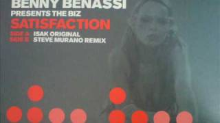 Satisfaction - Benny Benassi Presents The Biz - Steve Murano Remix - Ministry
