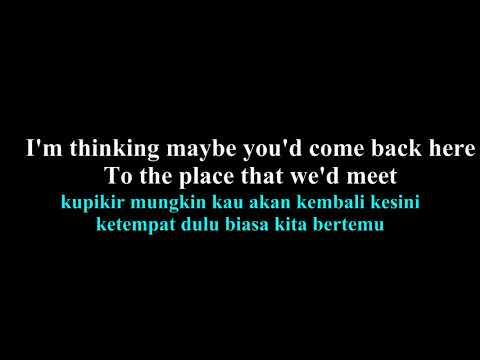 The Script   The Man Who Cant Be Moved lirik dan arti bahasa indonesia