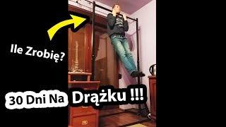 30 Dni Podciągania na Drążku !!! - Jakie Efekty?  (Vlog #262)