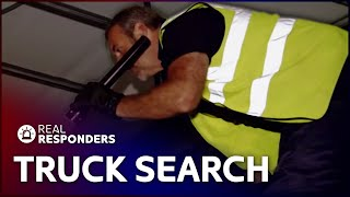 Sex Offender Deported From The UK | UK Border Force | Real Responders